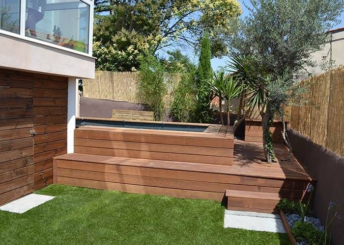 83 best Spa images on Pinterest Pool spa, Spas and Gardens - amenagement jardin avec spa
