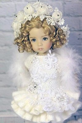 "OUTFIT FOR DOLLS 13"" Dianna Effner Little Darling"