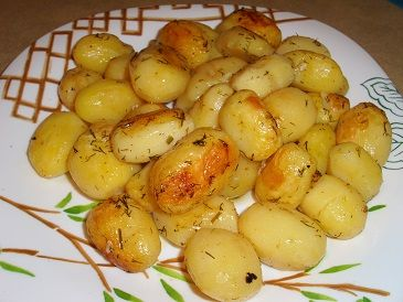 Картофель запеченный в пакете, такой вы еще не готовили