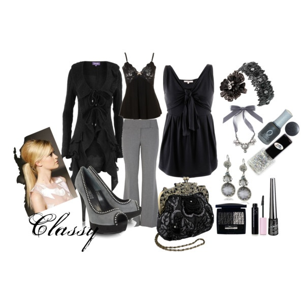Classy Professional Dress Attire