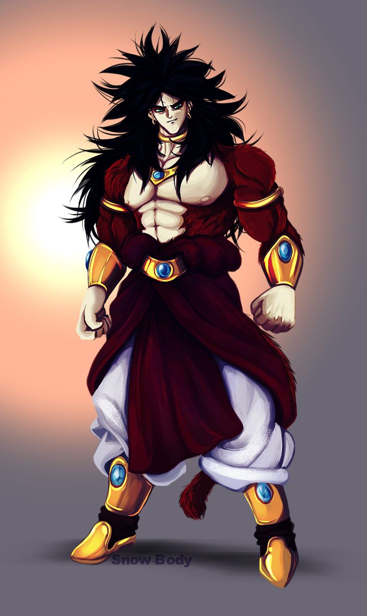 67 best broly images on pinterest dragons dragon ball z - Broly dragon ball gt ...