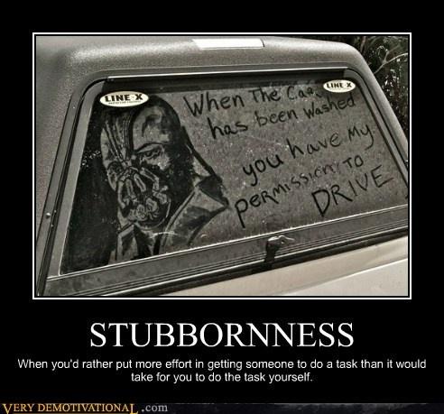 Deadpool Washes Car