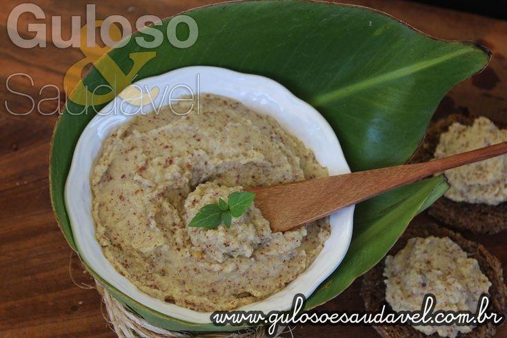 Receita de Patê de Biomassa de Banana Verde