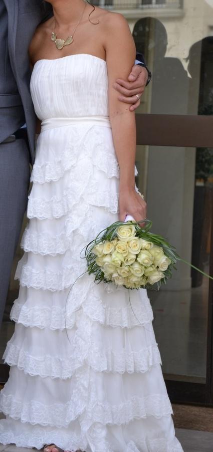 Robe de mariée Ugo Zaldi
