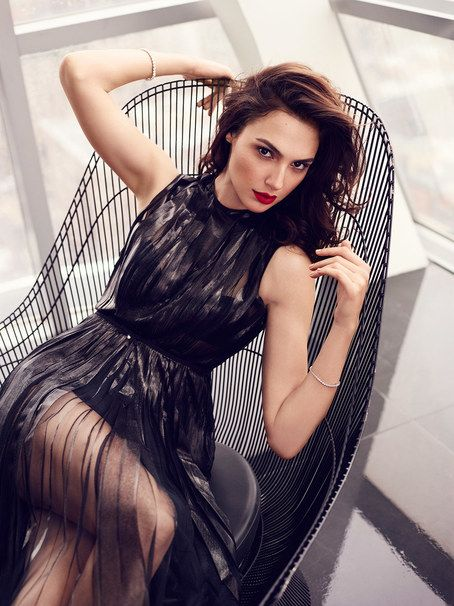 After a breakout role in Fast & Furious, the actress (and former Miss Israel) is ready to fly high in Batman v Superman: Dawn of Justice.