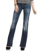 Silver Jeans, Pioneer Bootcut Leg, Indigo Wash