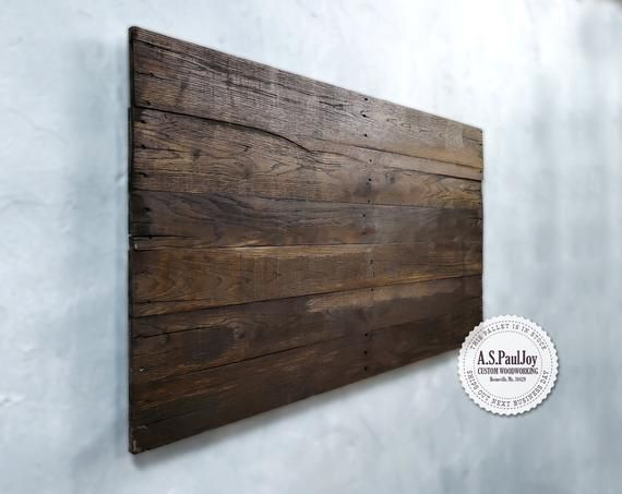 Rustic Blank Sign Canvas Dark Oak Tabletop Housewares Homedecor Etsymktgtool Distressed Wood Pallet Signs Wedding Photo Wall Display Reclaimed Pallet Wood