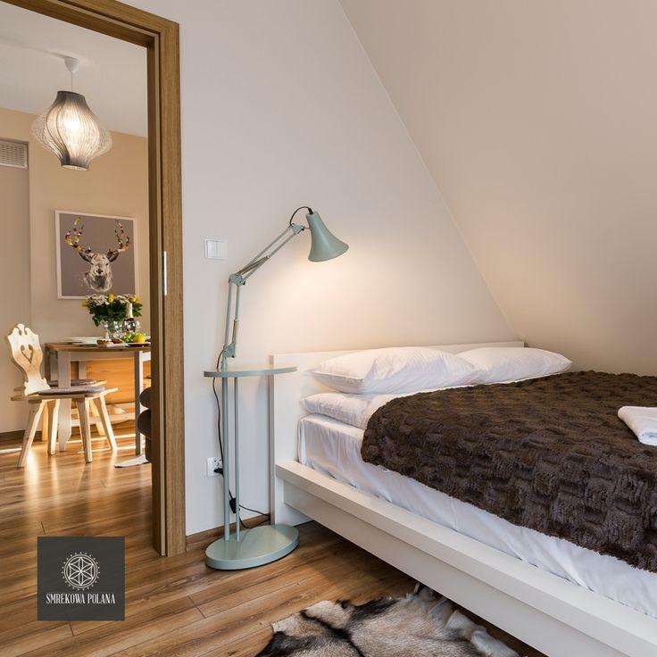 Apartament Słoneczny - zapraszamy! #poland #polska #malopolska #zakopane #resort #apartamenty #apartamentos #noclegi #bedroom #sypialnia