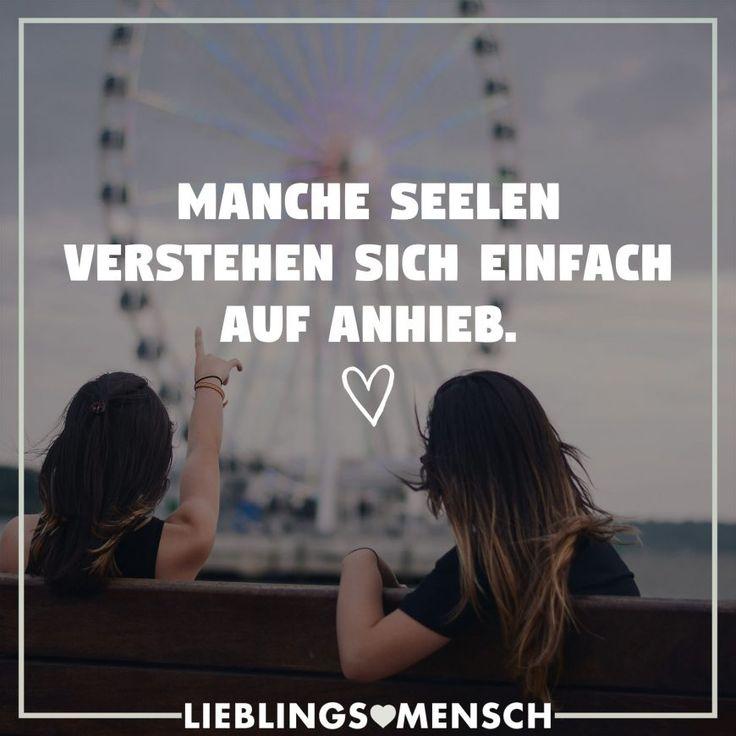 Some souls understand each other easy at first attempt <3 Manche Seelen verstehen sich einfach auf Anhieb