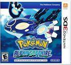 Pokémon Alpha Sapphire - Nintendo 3DS - Brand New Sealed  #Game #BoyGame #Games