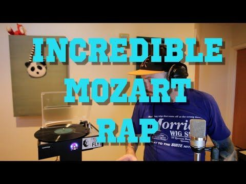Mac Lethal Gives Invaluable Life Advice While Rapping Incredibly Fast to Mozart's 'Turkish March'