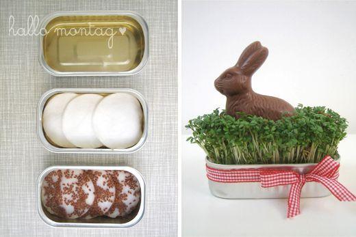 Mini-Garten für die Küche! Tolles Mitbringsel!