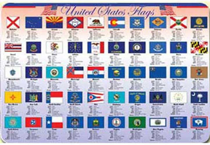flags of united states