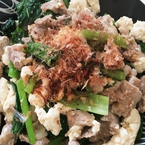 人気の食材のひとつ豆腐。栄養満点の豆腐があればレシピの枠が広がりますよ。自炊デビューにはぴったりです