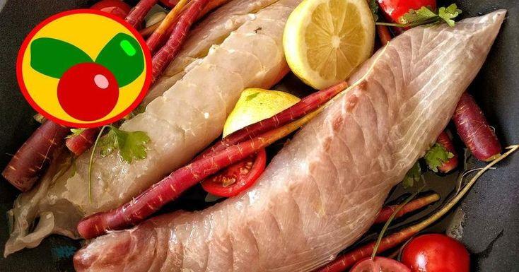 La forma mas original de cocinar pescado a la sartén