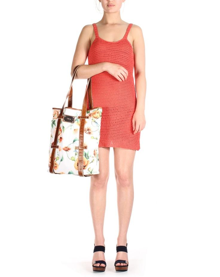 Miami Dress in Flamingo - What's New