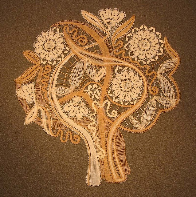 My tree of life from lace express