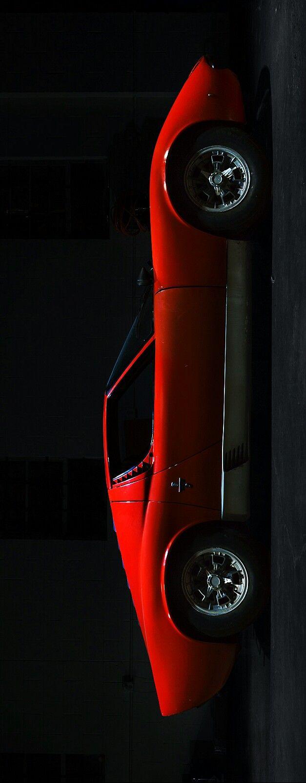 (°!°) Lamborghini Miura
