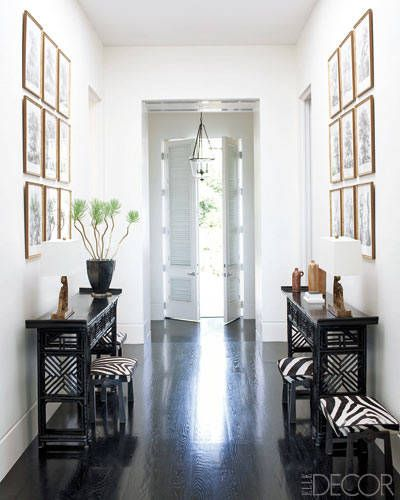 Foyer Ideas For Townhouse : Best celebrity home decor images on pinterest