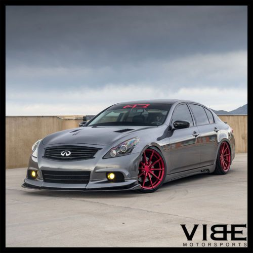 20-034-ROHANA-RF1-RED-FORGED-CONCAVE-WHEELS-RIMS-FITS-INFINITI-G37-SEDAN