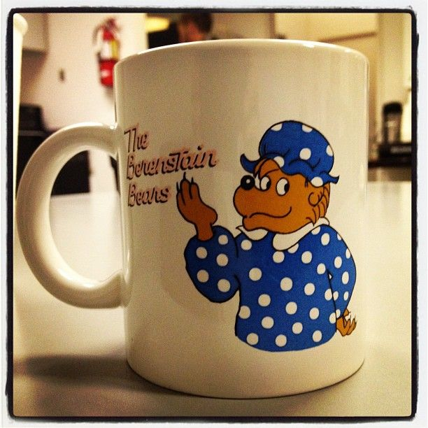 Mama Bear Mug - do you have one like it?