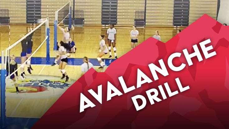 "Want to teach your players how to get ahead during games? ""Avalanche"" focuses on capitalizing on runs before the other team gets a sideout: https://www.theartofcoachingvolleyball.com/avalanche-drill-to-reinforce-point-runs/?utm_content=buffer14bfb&utm_medium=social&utm_source=pinterest.com&utm_campaign=buffer"