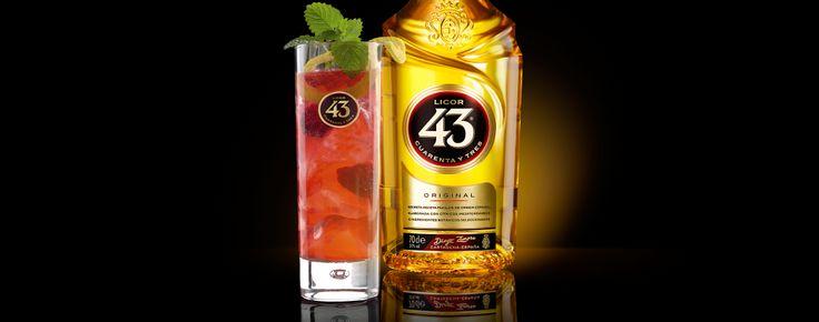 Deze verfrissende en fruitige cocktail wordt getemperd door de bijpassende ietwat bittere smaak van de tonic. Een perfect drankje als je veel van fruit houdt maar niet zo van erg zoet.