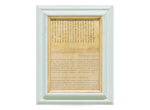 Frame No.160 -Ice Green-