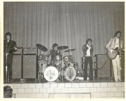 The who southfield high school michigan 1967 before i was for Motor city mini southfield