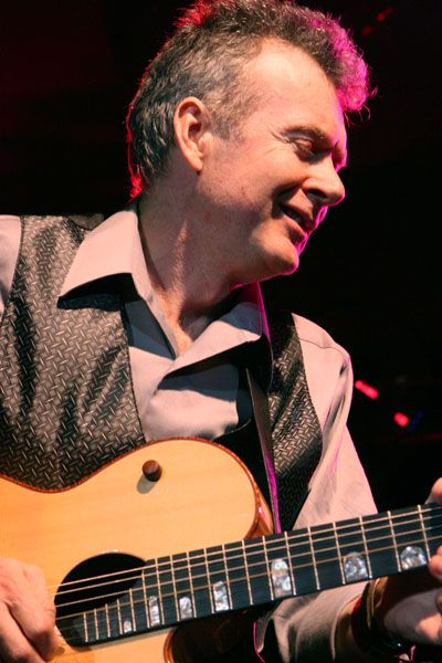Peter White - smooth jazz guitarist. Check out smooth conversations archive for the interview we had with Mr. Peter White.