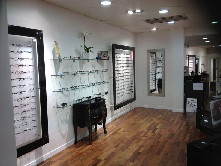 Optique | Showroom JCDA Agencement de magasin d'optique à Rueil Malamaison (92)
