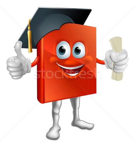 Stock fotó: érettségi · könyv · kabala · rajz · oktatás · remek