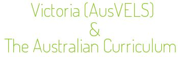 A comparative analysis of the implementation of the Australian Curriculum in Victoria.