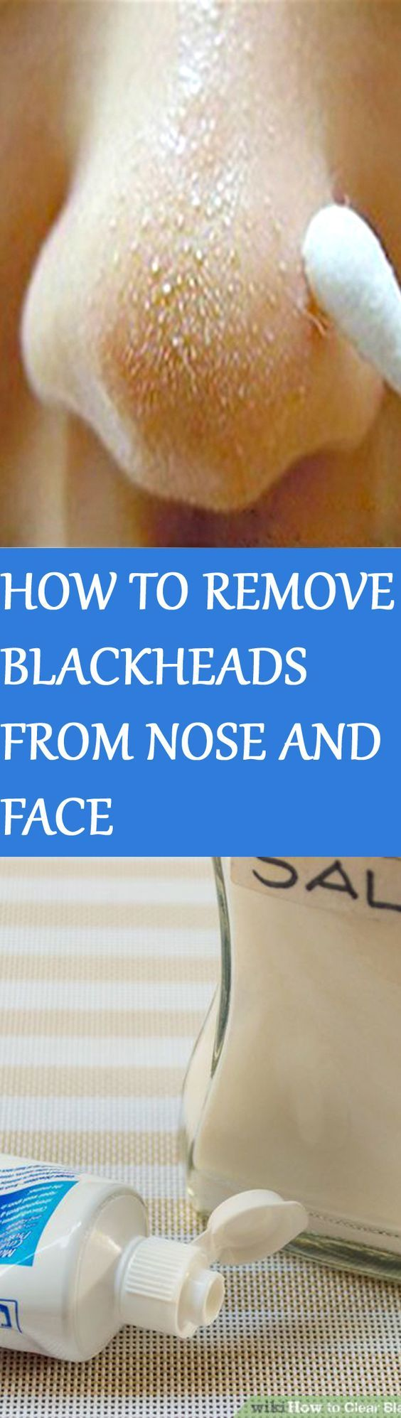 Who doesnt love to have clear skin. But it is hard to remove blackheads and they are nothing less than parasites that can easily destroy your dreams.
