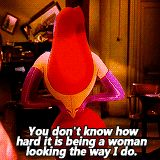 mine disney Kenya Jessica Rabbit moviegifs who framed roger rabbit gif meme Disneyedit okay I like this gifset cuz I love her