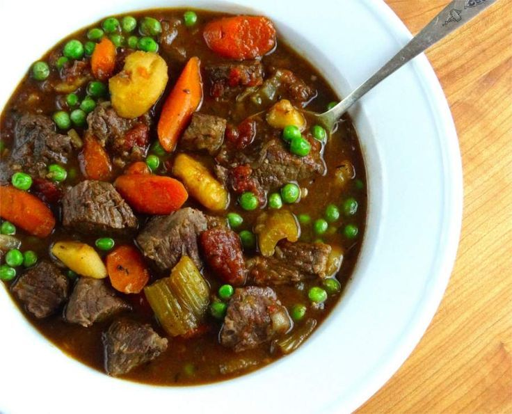 Packed with vegetables, this is comfort food you can feel good about eating! With homemade worcestershire sauce. Perfect for this season as the weather is cooling down!