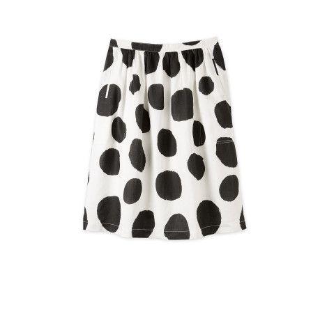 Trenery Giant Spot Skirt.