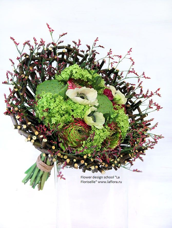 "Flower design school ""La Floriselle"""