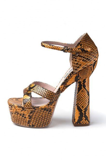 Miu Miu 2014 Bayan Ayakkabıları - Miu Miu shoes collection 2014