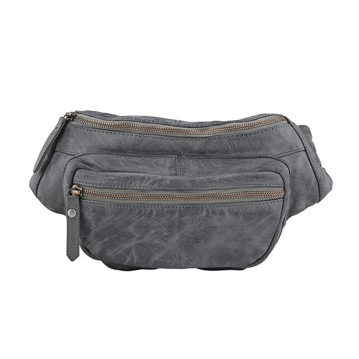 Urban Choice, bum bag, style 10354. Winter grey.