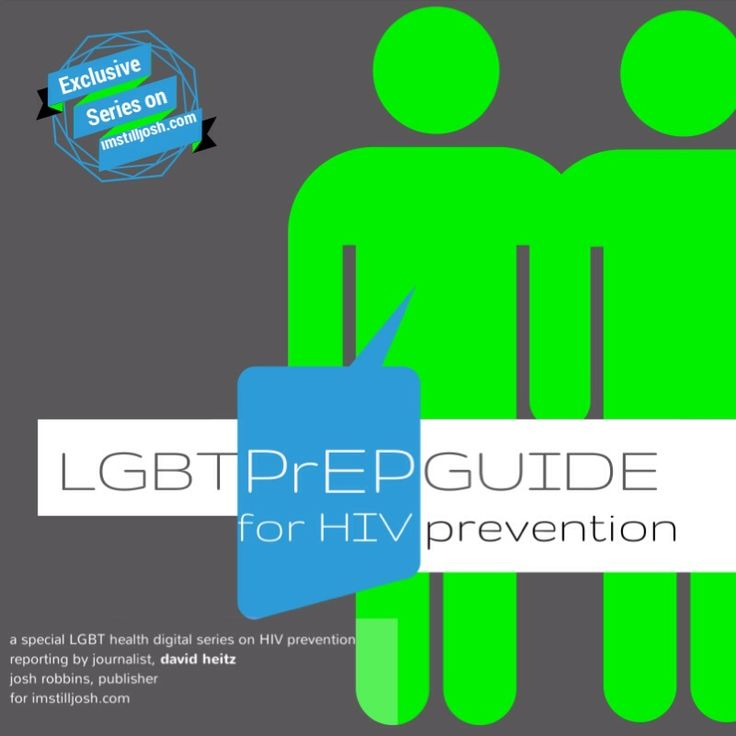 LGBT PrEP Guide for HIV Prevention