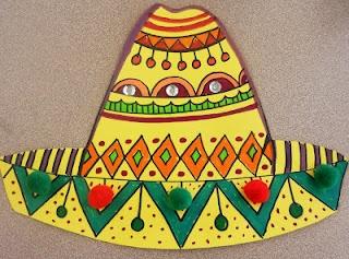 Cinco de Mayo Sombreros - great line project
