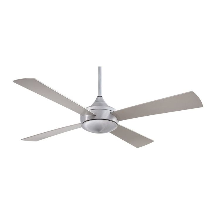 Shop Minka Aire  F523 Aluma Wet 4 Blade 52-in Ceiling Fan at The Mine. Browse our ceiling fans, all with free shipping and best price guaranteed.