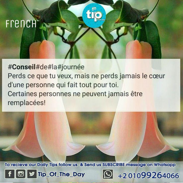 Certaines personnes ne peuvent jamais être remplacées  #conseil_du_jour #français #tip_of_the_day #life #daily #sunan #teachings #islamic #posts #islam #holy #quran #good #manners #prophet #muhammad #muslims #smile #hope #jannah #paradise #quote #inspiration