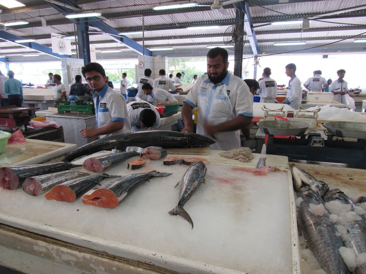 Fish market · Cooking ClassesFishPisces
