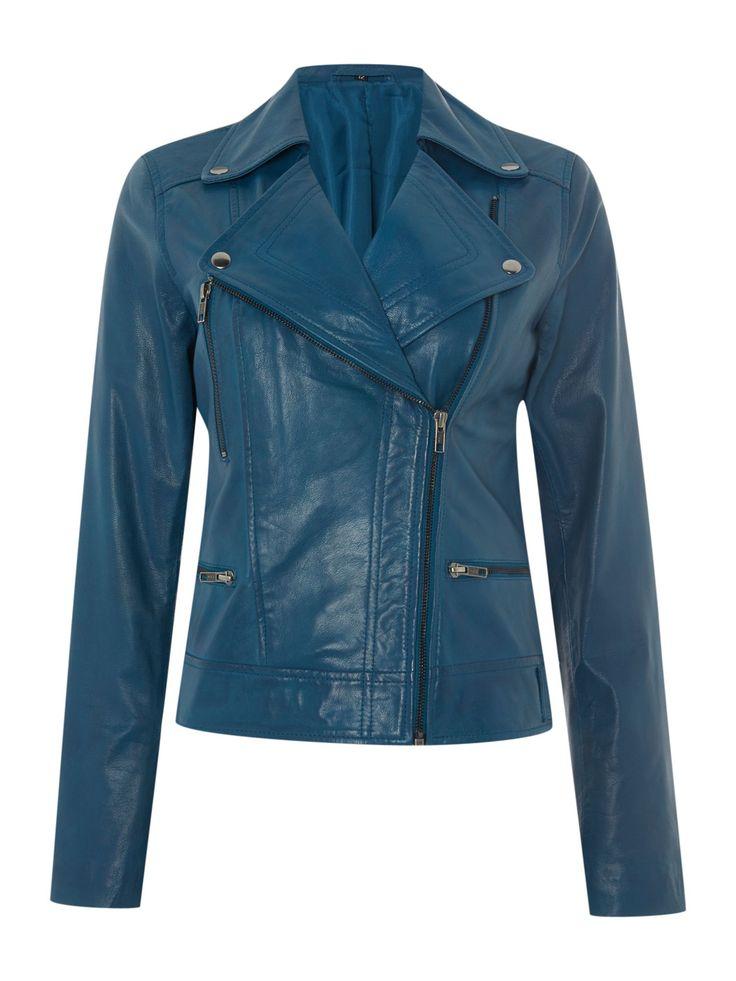 High Quality Fashion Women Leather Jacket