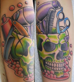 HAIRSTYLIST TATTOO | liberty.tattoo.llc.berlin.ct.davey.skull.hair.stylist.jpg
