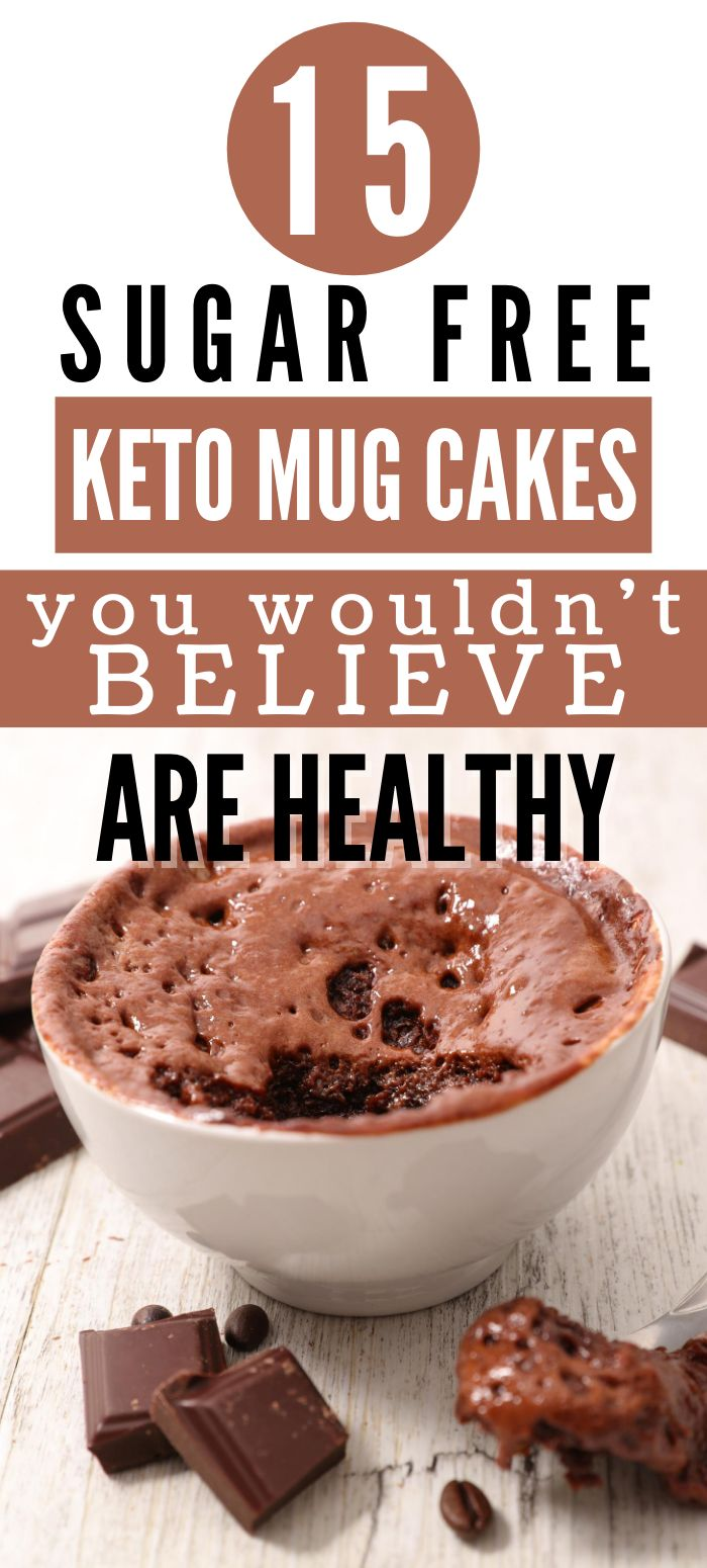 Guilt-free Indulgent low carb mug cake in minutes recipes ...