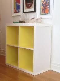 Image result for yellow bookshelf