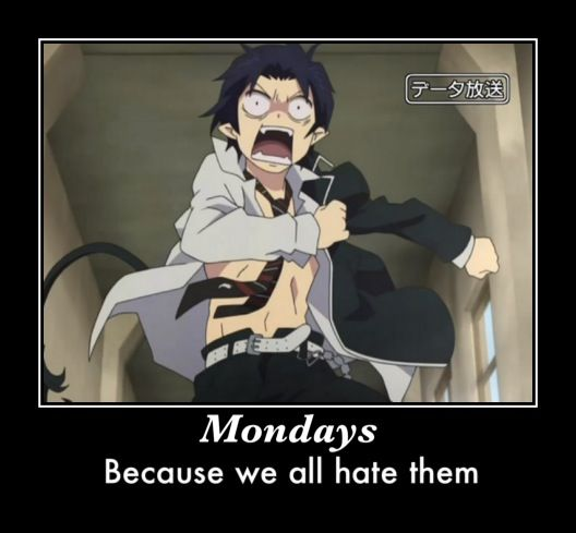 True that. #Blue Exorcist